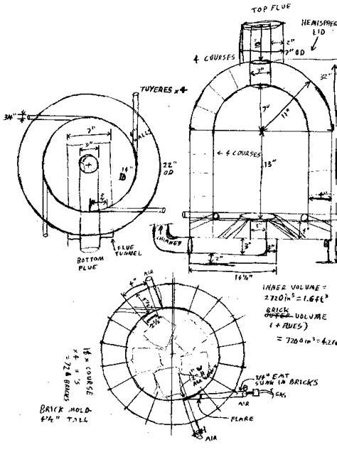 Cer Furnace Diagram by Gas Kiln