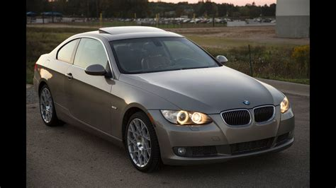 2008 Bmw 335xi Coupe, Driving Pov, Details, And In Depth