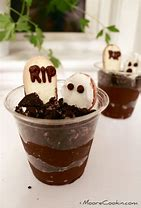 Image result for graveyard dessert