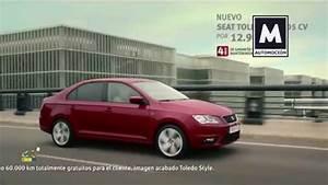 Nuevo Seat Toledo 2014 - M-motor Seat