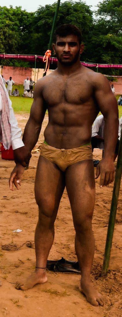 152 best Indian Wrestlers images on Pinterest | Wrestling, Fundoshi and Indian man