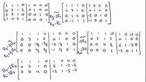 Determinante 4x4 Matrix Berechnen : 4x4 inverse youtube ~ Themetempest.com Abrechnung