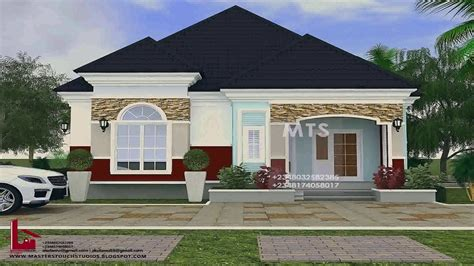 pictures   bedroom bungalow house plans  nigeria gif maker daddygifcom youtube