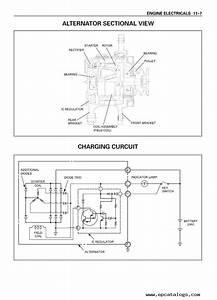 John Deere Industrial Diesel Engine Isuzu Workshop Manual