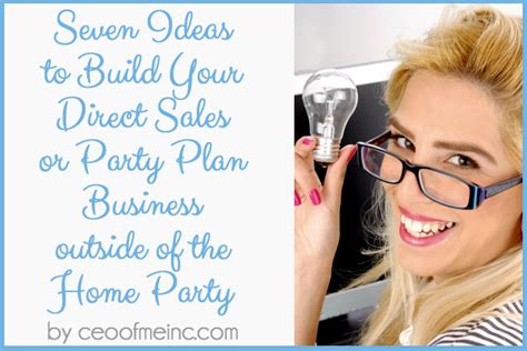 Awesome Home Party Plans #7 Direct Sales Home Party Plans