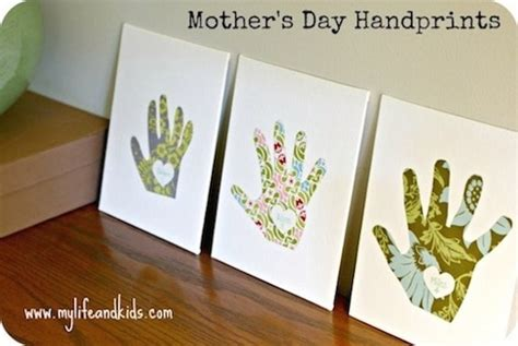 cute mothers day crafts  kids diycandycom