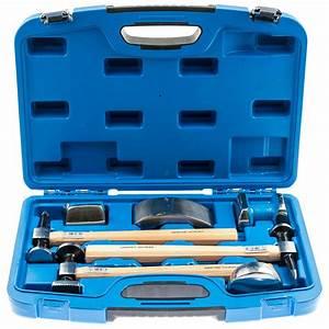 Kfz Werkzeug Set : ausbeulwerkzeug ausbeul hammer set 7 tlg ausbeulen werkzeug kfz karosserie blech ebay ~ Yasmunasinghe.com Haus und Dekorationen