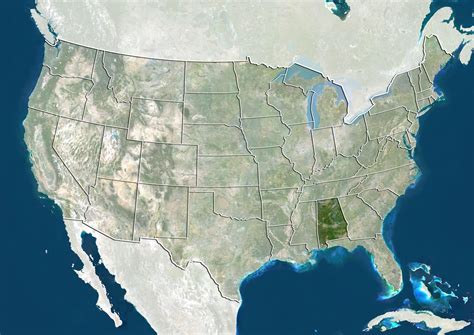 geography   gulf  mexico border states