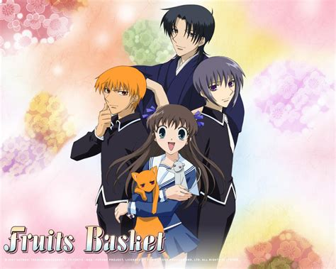 Fruit Basket Anime Wallpaper - fruits basket wallpapers hd
