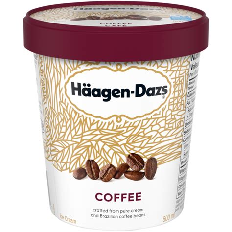 Since 1960, our passion has taken us on a journey to transform only the finest ingredients into a simply extraordinary ice cream experience. Coffee Ice Cream | haagen-dazs.ca