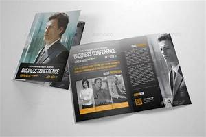 Indesign Presentation Template Free 21 Conference Brochures Free Psd Ai Indesign Vector