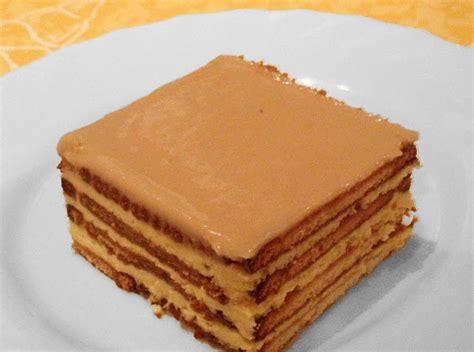 dessert avec petit lu sucrissime le g 226 teau aux petit beurre et au caf 233