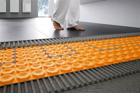 schluter heated floor schluter heated floor cost carpet vidalondon