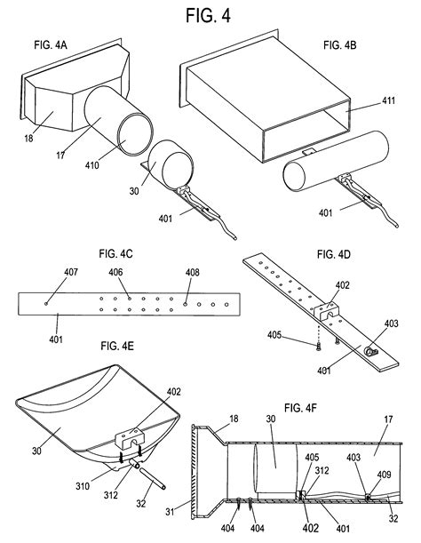 Patent Vent Blocking Inflatable Bladder For