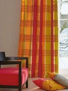 Rot Karierte Vorhänge : vorhang opera goldenes gelb und sattes rot mit faszinierender leuchtkraft apelt mischgewebe top ~ Markanthonyermac.com Haus und Dekorationen