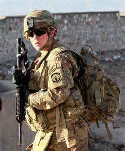Us Military Women Soldiers