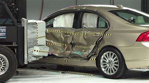 side tests luxury doesnt  buy safety
