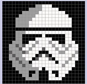 Star Wars Decke : ravelry tina2013 39 s star wars stormtrooper pixel blanket perler beads pinterest ~ Orissabook.com Haus und Dekorationen