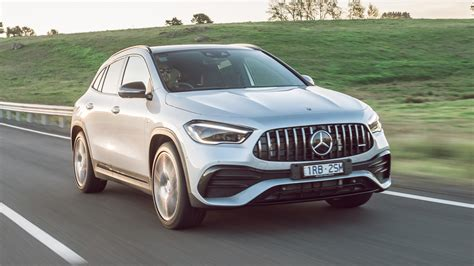 Our comprehensive coverage delivers all you need to know to make an informed car buying decision. Mercedes-AMG GLA 35 2021 review | Chasing Cars