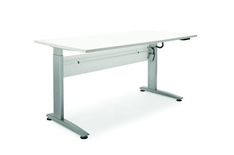 large adjustable height desk electric height adjustable desk frame