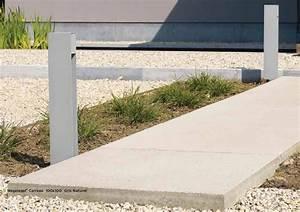 Dalle En Béton : dalle en b ton ebema chez pierre et sol fournisseur ~ Nature-et-papiers.com Idées de Décoration