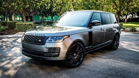 Land Rover Range Rover Picture by Eight Fabulous Things About The 2018 Range Rover Lwb