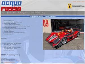 Radical Sr3 Chassis Number 630  U2013 Radical Sportscar Registry