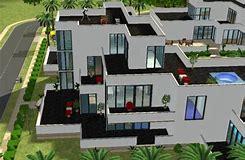 HD wallpapers maison moderne sims 4 www.designhdandroidh.gq