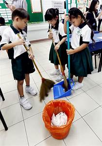 Experts laud move to have students clean schools ...