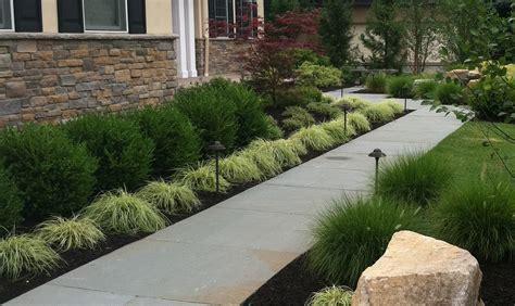 walkway landscape design bluestone walkway by cording landscape design cording landscape design