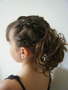 Coiffure Enfant Tresse : coiffure mariage enfant ~ Melissatoandfro.com Idées de Décoration