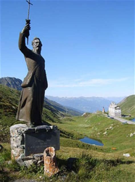 st bernard  montjoux saints angels catholic