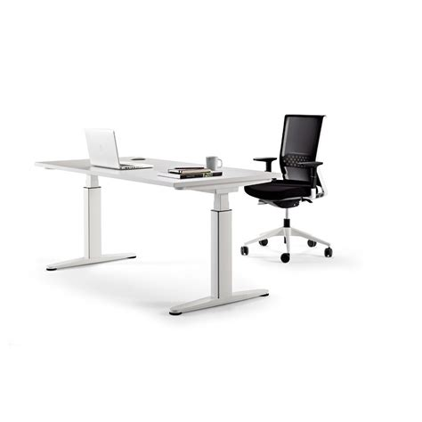 Office Desk Height by Mobility Height Adjustable Desks Modern Office Desks