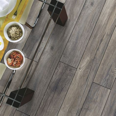 Kronotex Amazone Harbour Oak Grey Laminate Flooring