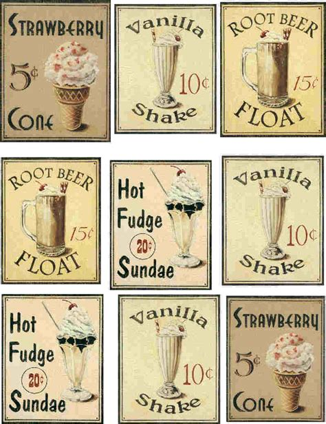 cuisines vintage the gallery for gt printable vintage food labels