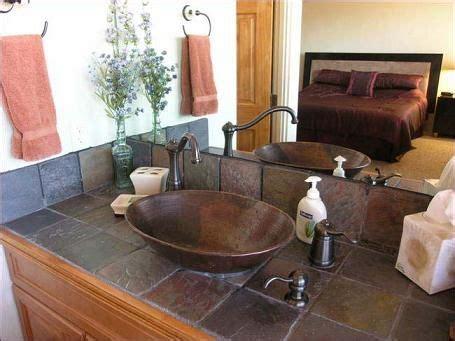 Tile Bathroom Countertop Ideas by 23 Best Bath Countertop Ideas Images On