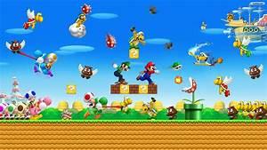 Super Mario Wallpaper 5091 1920x1080 px ~ HDWallSource.com
