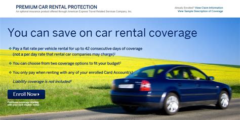National car rental benefits with chase sapphire reserve and amex platinum. Amex Car Rental Insurance Additional Driver - New Cars Review