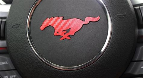 steering wheel decals  mustang forum news blog
