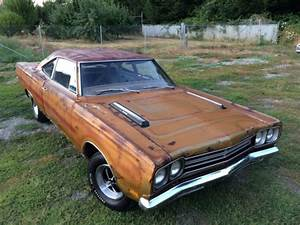 1969 Plymouth Roadrunner A14 Spring Special Rare Colors