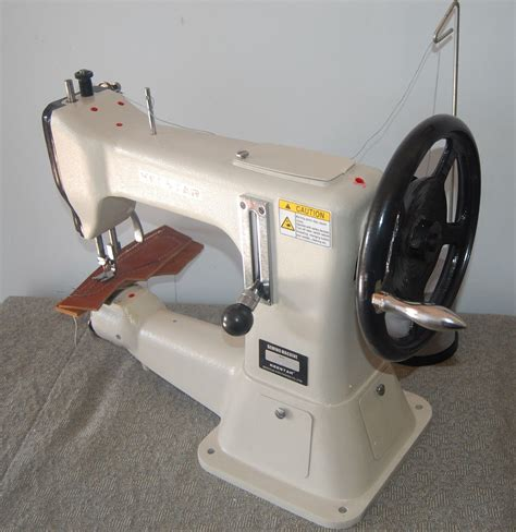outlaw hand crank boss clone leather sewing machines