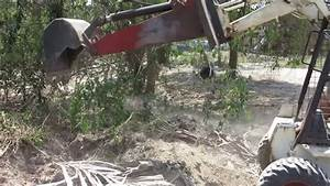 Homemade Skidsteer Backhoe