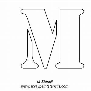 alphabet letter stencils With stencils for letters of the alphabet