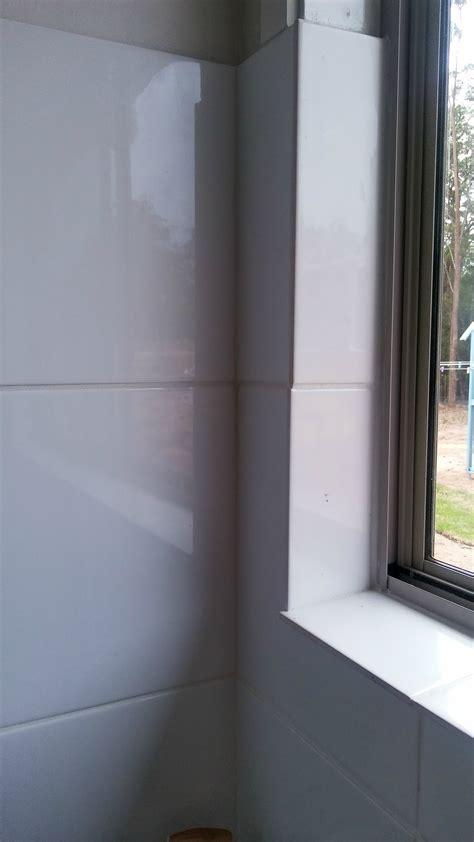 Shower Window Sill by Do Walk In Shower Designs Work