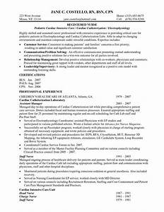 best registered nurse resume example With free registered nurse resume templates