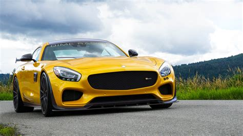 Mercedes Amg Gt Modification by Mercedes Amg Gt Dime Racing 745 Ps