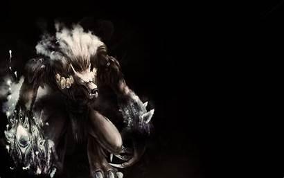 Beast Deviantart Fantasy Wallpapersafari