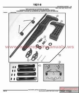 John Deere 700j Crawler Dozer Tier 3 Parts Catalog
