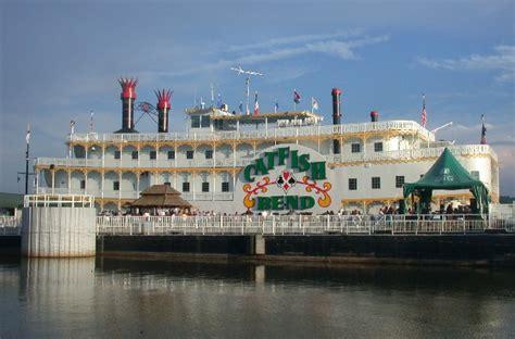 The Boat Casino Iowa by Catfish Bend Riverboat Casino