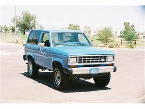 1984 Ford Bronco II for Sale | ClassicCars.com | CC-124462